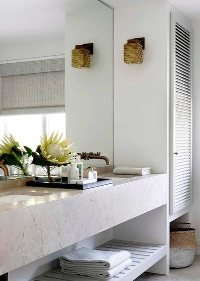 Contemporary Bathroom by Vitale Design