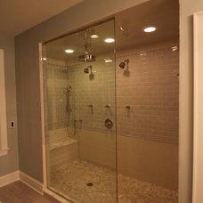 Traditional Bathroom by Besch Design, Ltd.
