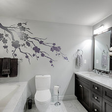 Contemporary Bathroom by Affecting Spaces