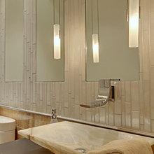 Byrne- Powder bath and pool bath mirror