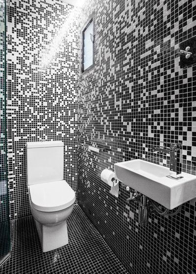 Contemporary Bathroom by Code Green Pty Ltd