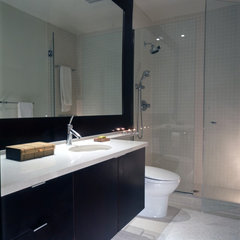 contemporary bathroom by FORMA Design