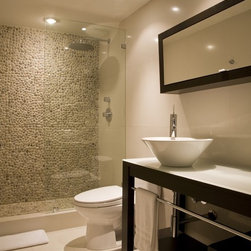 Modern cabana bath design ideas pictures remodel decor for Cabana bathroom ideas