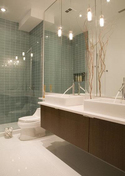 Contemporary Bathroom by FORMA Design