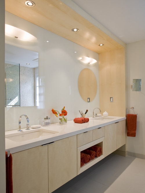 Light Wood Vanities For Bathrooms maple vanity | houzz