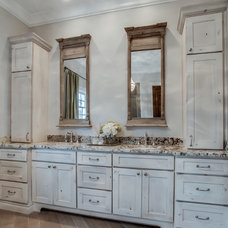 Traditional Bathroom by Frenchs Cabinet Gallery llc