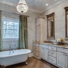 Traditional Bathroom by Frenchs Cabinet Gallery llc