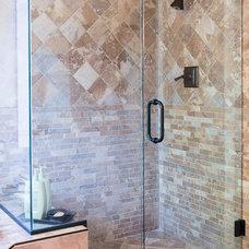 Craftsman Bathroom by By Brooke, LLC