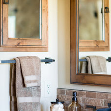 Craftsman Bathroom by By Brooke, LLC