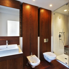 modern bathroom by Perfect Renovation