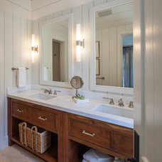 Traditional Bathroom by Laura Hay DECOR & DESIGN