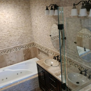 Fort Worth Master Bath