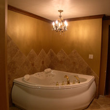 Traditional Bathroom by RJL Designs-LLC