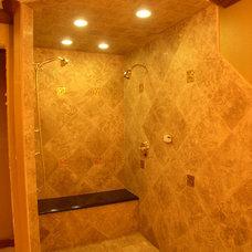 Traditional Bathroom by RJL Designs-LLC