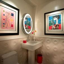 Modern Bathroom by Causa Design Group