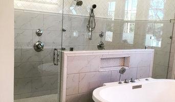 Frameless Glass Shower Door Enclosure