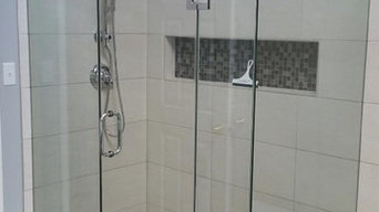 Frameless Shower Door Install