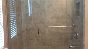 Frameless Shower Door Installations in Sarasota, Florida