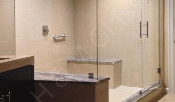 'Frameless Shower Doors