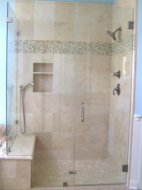 Frameless Shower Houzz