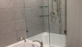 Frameless Shower Pivot Doors