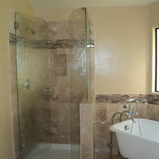 Traditional Bathroom by Mathis Custom Remodeling
