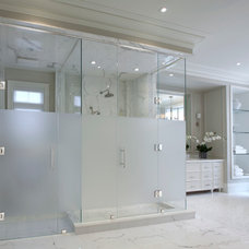 Contemporary Bathroom by JJ Home Products Inc