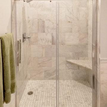 Frameless Sliding Shower Doors