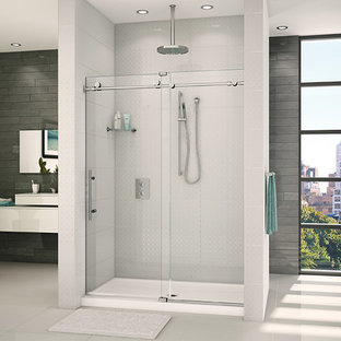 Frameless Sliding Shower Doors