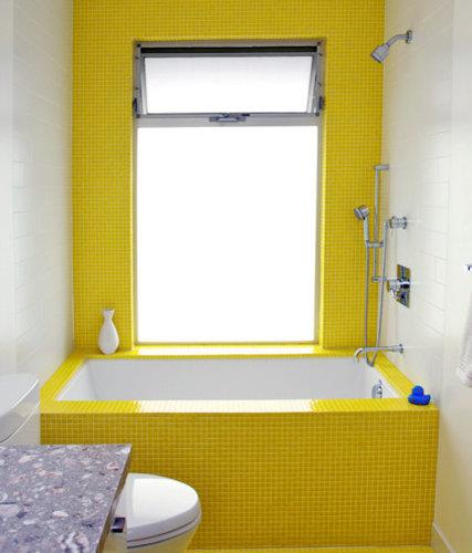 Mid Century Bathroom Tile: Midcentury Bathroom Design Ideas, Renovations & Photos
