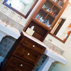 Traditional Bathroom by In The Details, Inc.