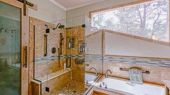 Franktown Traditional Bathroom Remodel