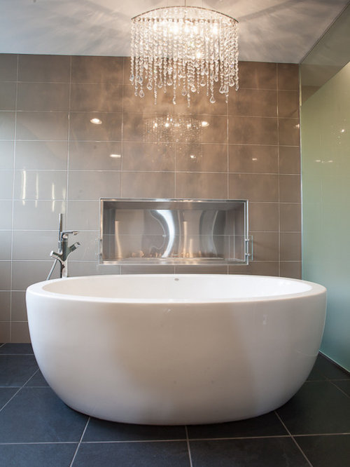 Bathroom Design Ideas Renovations Photos With Concrete Worktops And Mu