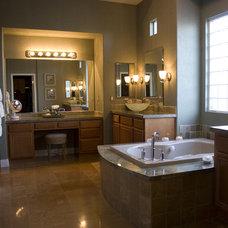 Contemporary Bathroom by DIVA INTERIOR CONCEPTS
