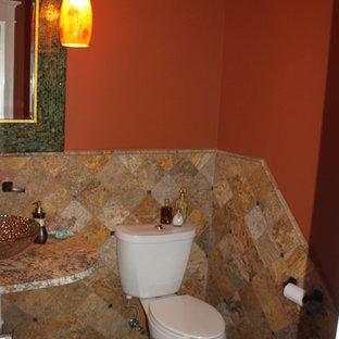 Freeland Transitional Bathroom