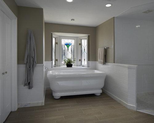 traditional bathroom idea in dallas