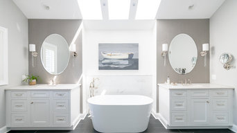 Freestanding Tub with Skylight in West Chester PA