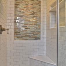 traditional bathroom by LuAnn Development, Inc.