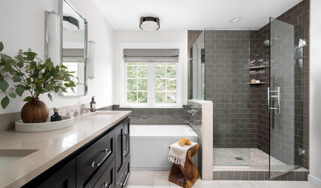 Design Vocabulary: 10 Popular Bathroom Styles