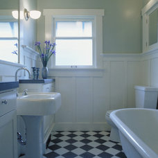 Traditional Bathroom by Goforth Gill Architects