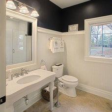 Traditional Bathroom by Gander Builders