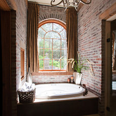 Traditional Bathroom by Kitchen & Bath Cottage