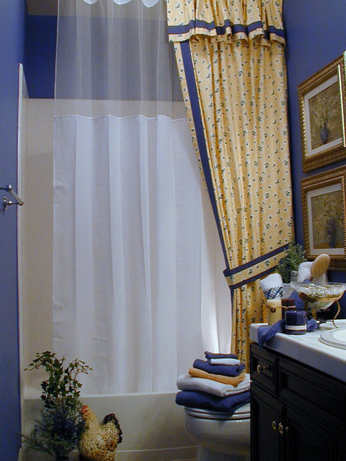 French Country Bathroom Home Design Ideas Pictures