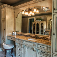 Traditional Bathroom by J L Thompson Design Group
