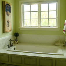 Traditional Bathroom French Country
