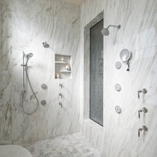 Contemporary Bathroom by Starion Custom Residences