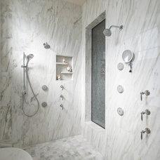 Contemporary Bathroom by Starion Custom Residences