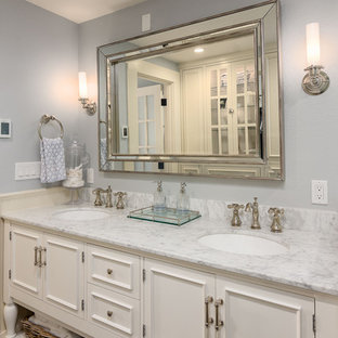 French Country kitchen and Bathroom Remodel