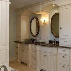 Traditional Bathroom by Pridecraft Inc