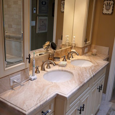Traditional Bathroom by Christine Austin Design